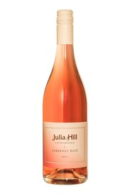 2018 Julia Hill Cabernet Rose